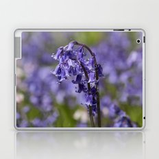 In Among the Bluebells Laptop & iPad Skin