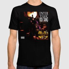 Enter the Wook Tang (36 Chewies) Mens Fitted Tee Black X-LARGE
