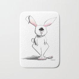 Bunny FuFu Bath Mat