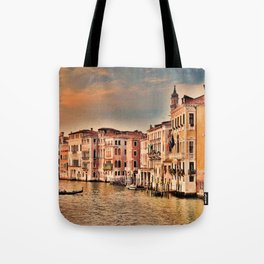 Grand Canal of Venice Tote Bag