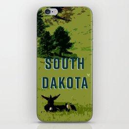 Where the Donkeys Sleep iPhone Skin