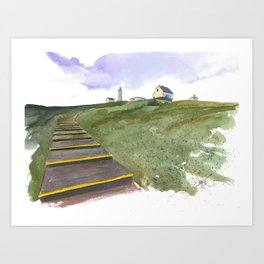 Cape Spear Art Print