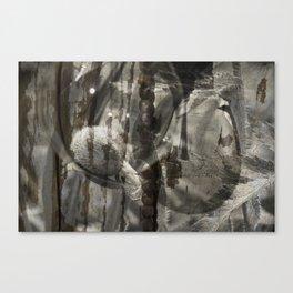 spooning Canvas Print