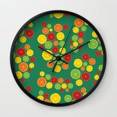 BP 21 Fruit Wall Clock