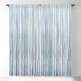 Coming up metallic stripes Blackout Curtain