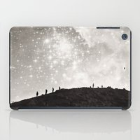 starry night iPad Cases featuring Starry Night  by Laura Ruth