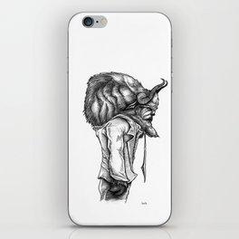 The Buffalo iPhone Skin