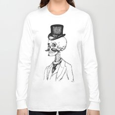 Old Gentleman  Long Sleeve T-shirt