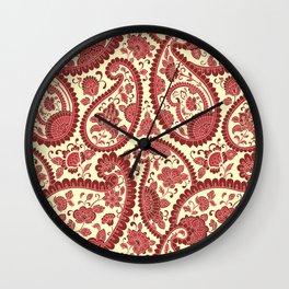 Seamless Art - 15 Wall Clock