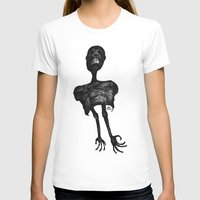 pain T-shirts featuring Pain by Alain Poncelet