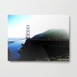 San Francisco. Metal Print