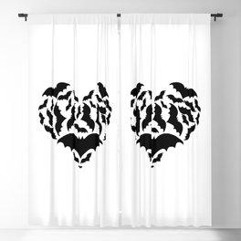 Batty Love Blackout Curtain
