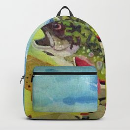 Hungry Trout Backpack