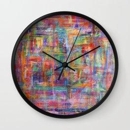 citystreets Wall Clock