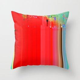 Hex V Throw Pillow