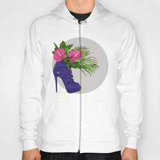 Thank you for flowers Hoody