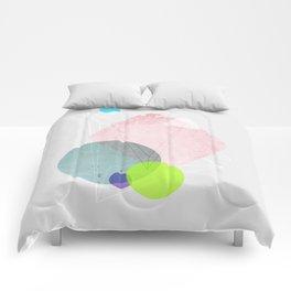 Graphic 123 Comforters