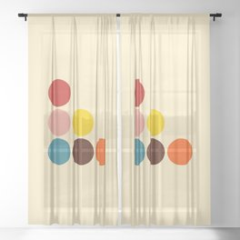 Aitvaras Sheer Curtain
