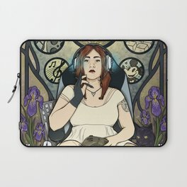 Gamer girl Laptop Sleeve
