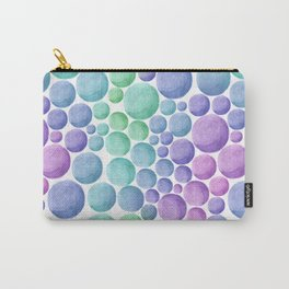Bright polka dots. Carry-All Pouch