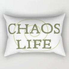 ChaosLife: The Print Rectangular Pillow