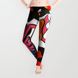 painting 07 Leggings