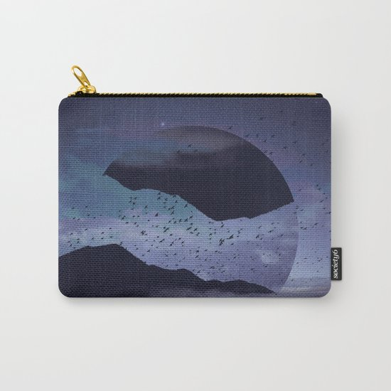 Am I sleepwalking? Carry-All Pouch