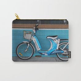 I Love Bikes Carry-All Pouch
