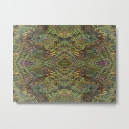 Internal Landscape Metal Print