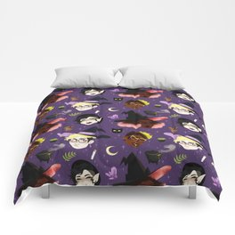 Witching Hour Pattern Comforters
