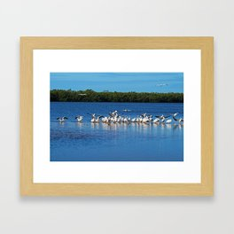 Island Rapture Framed Art Print