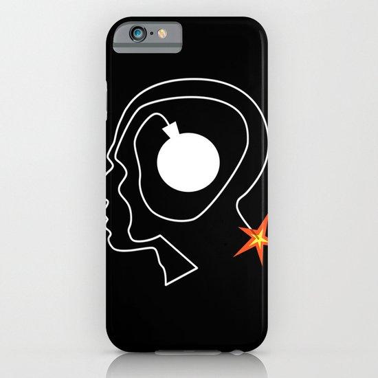 Mind Bomb iPhone & iPod Case