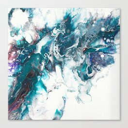 144 Canvas Print