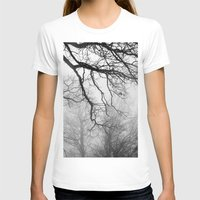 fog T-shirts featuring Fog by Keith Dotson