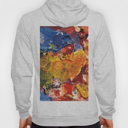 Abstract Palette I Hoody