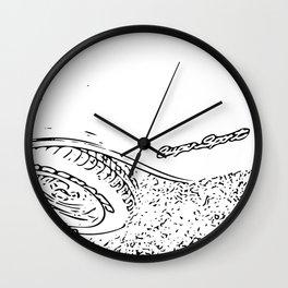 Super Sport Wall Clock