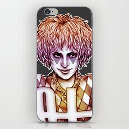 Jester iPhone Skin