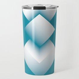 blue energy tower Travel Mug