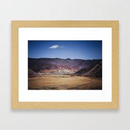 Asia 15 Framed Art Print