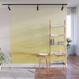 WITHIN THE TIDES - SUNNY YELLOW Wall Mural