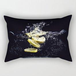 Lemon Plunge Rectangular Pillow