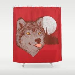 Spirit Derp Shower Curtain