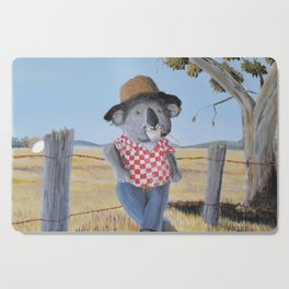Aussie Koala Cutting Board