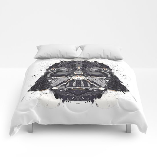 Darth Vader Comforters By Yoaz Society6