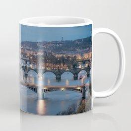 Prague Cityscape Coffee Mug