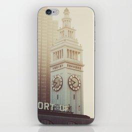 SF Beauty iPhone Skin