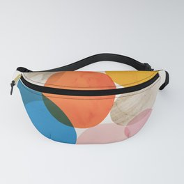 Abstraction_Pebbles_002 Fanny Pack