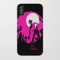 zombies iPhone & iPod Cases featuring Zombies! by JoJo Seames