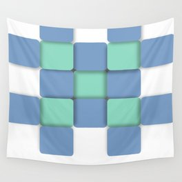 Sheltered Simplicity Wall Tapestry