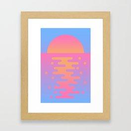 Paradise III Framed Art Print